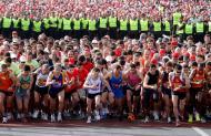Mar de gente na Meia Maratona de Lisboa
