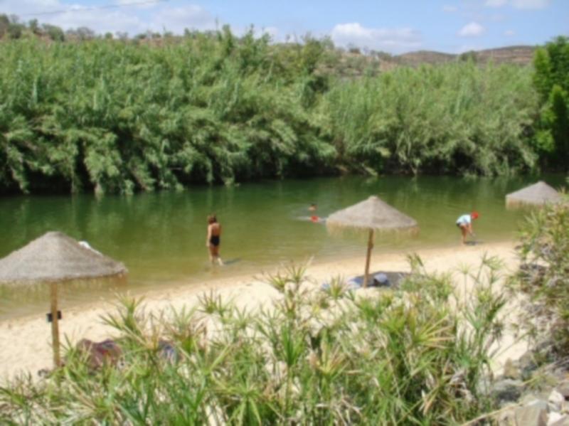 Alcoutim: praia fluvial