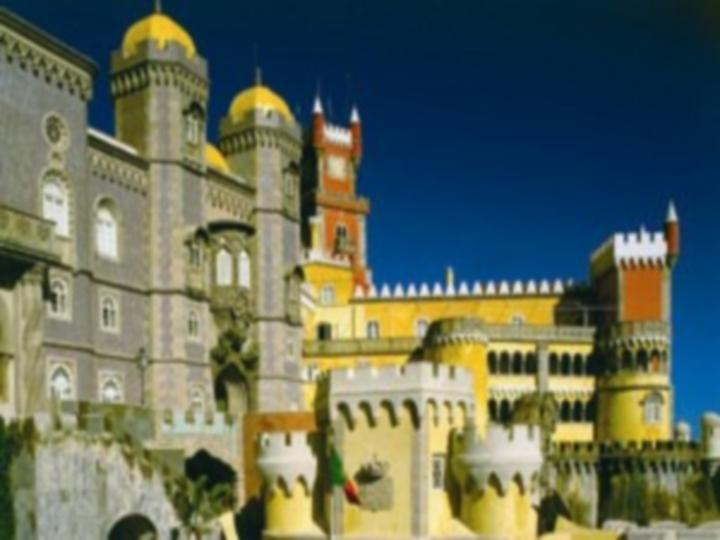 Palácio da Pena: uma mistura intencional dos estilos gótico, manuelino, islâmico e renascentista