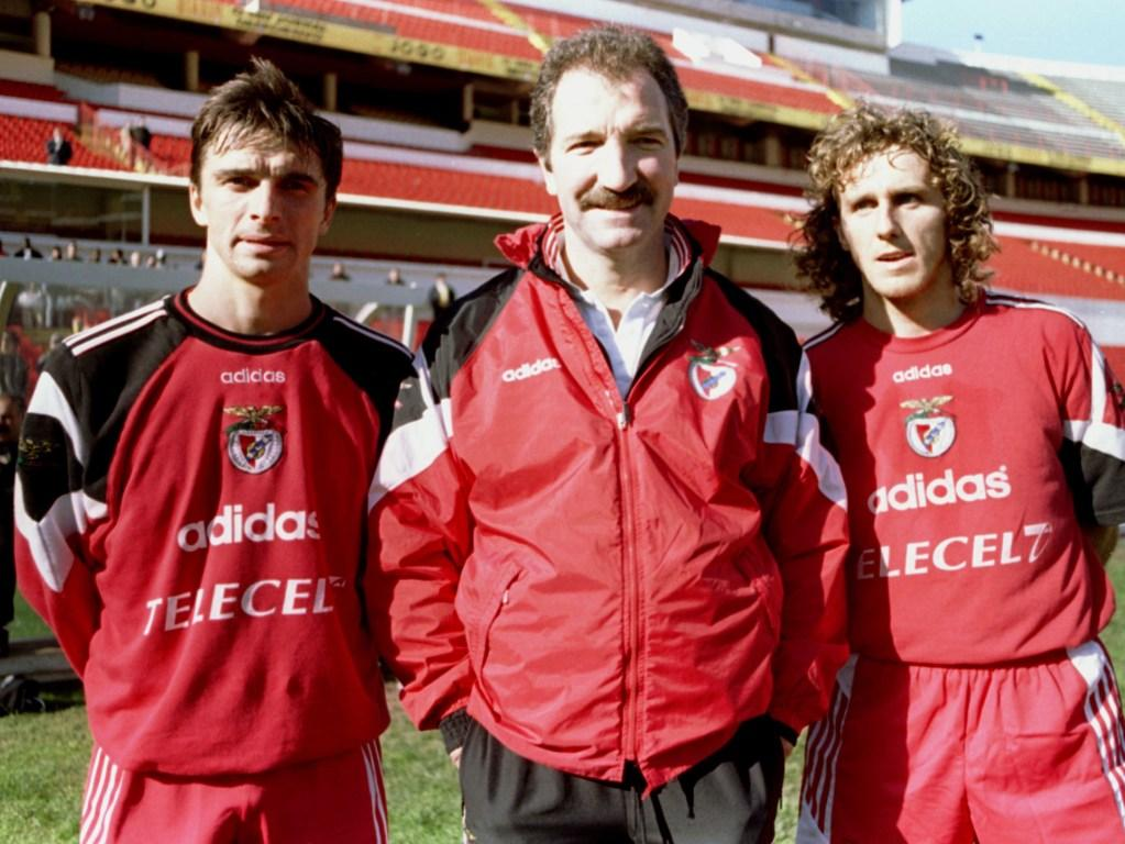 Poborsky: a chegada ao Benfica