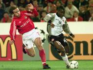 Poborsky: na Liga dos Campeões, com o Kaiserslautern