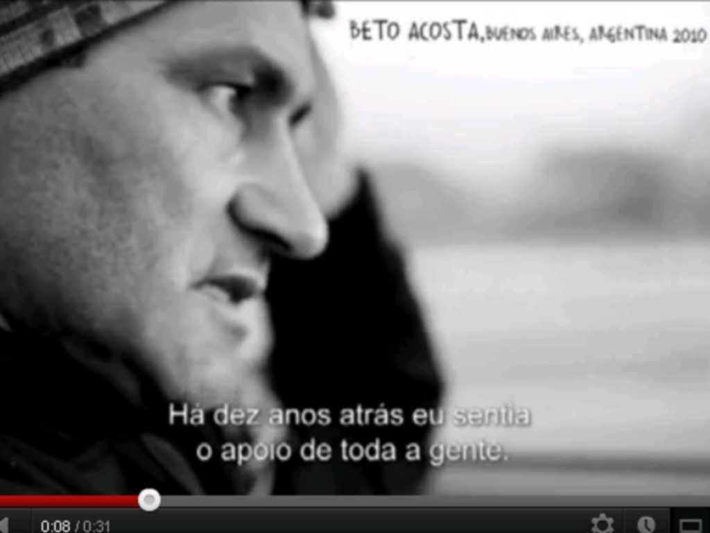 Beto Acosta «El Matador»