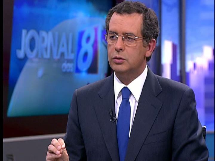António José Seguro na TVI