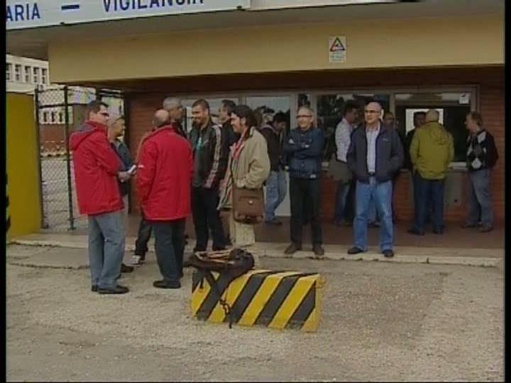 Portucel: trabalhadores em greve