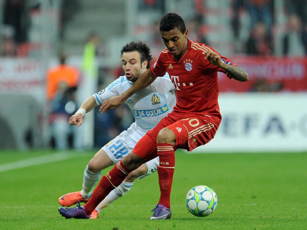 Bayern Munique vs Marselha (EPA/Andreas Gebert)