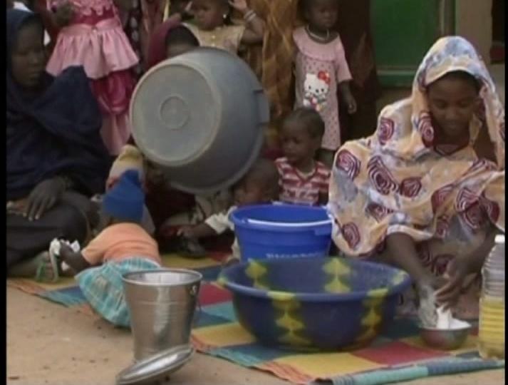 UNICEF alerta para a fome em África
