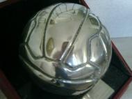 Perrichon: troféu de melhor marcador da Taça de 1966