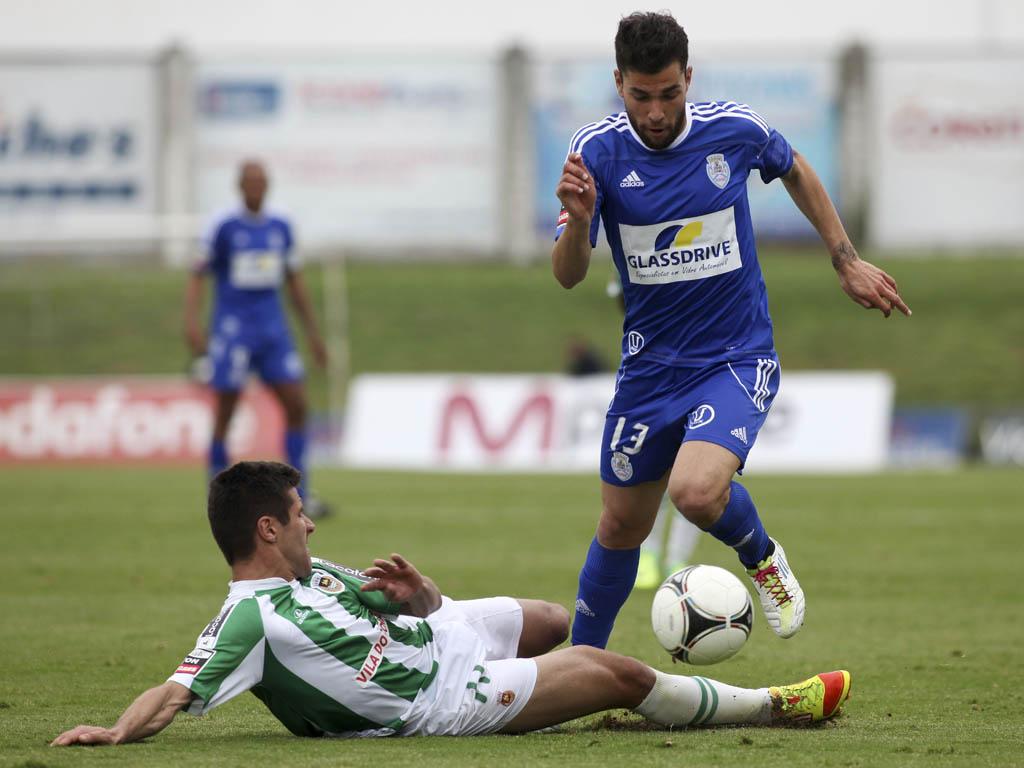 Rio Ave vs Feirense (Estela Silva/LUSA)