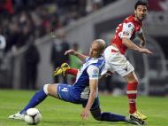 Sp. Braga vs FC Porto (Hugo Delgado/LUSA)