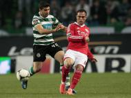 Sporting vs Benfica (ANTONIO COTRIM/LUSA)