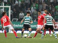 Sporting - Benfica (FOTOS: Catarina Morais)