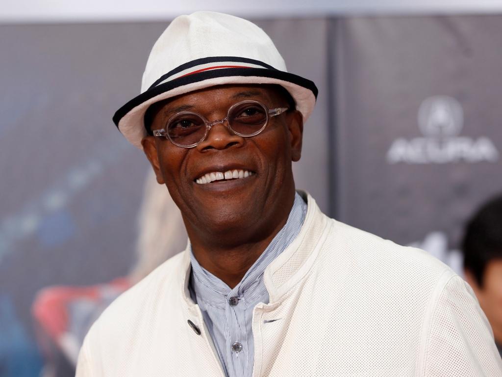 Samuel L. Jackson na antestreia de «Os Vingadores» em Hollywood (Danny Moloshok/Reuters)