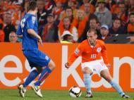 Wesley Sneijder (Inter/Holanda), médio, 27 anos [REUTERS/Michael Koomen]