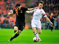 Robin van Persie (Arsenal/Holanda), avançado, 28 anos [REUTERS/Toby Melville]