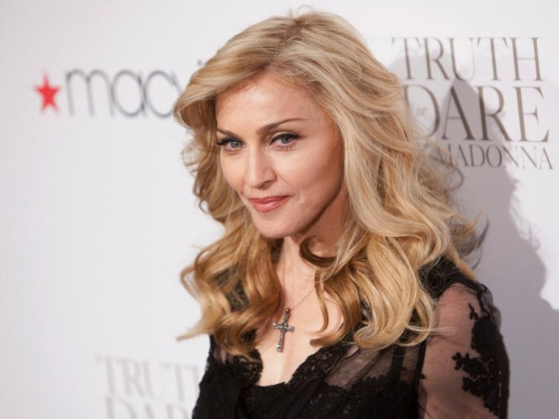 Madonna lança novo perfume Truth Or Dare (Andrew Kelly/Reuters)