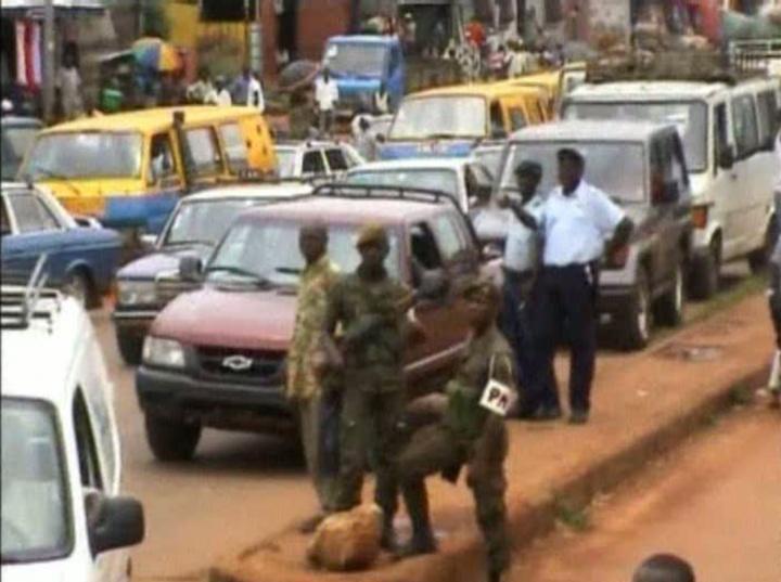 Golpe militar na Guiné-Bissau