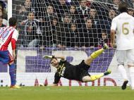 Real Madrid vs Sporting Gijon (LUSA)