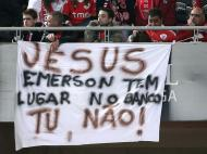 Final da Taça da Liga: Benfica - Gil Vicente (FOTOS:Catarina Morais)