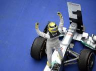 F1: Nico Rosberg vence na China