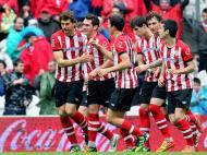 Atlético de Bilbao vs RCD Maiorca (LUSA)