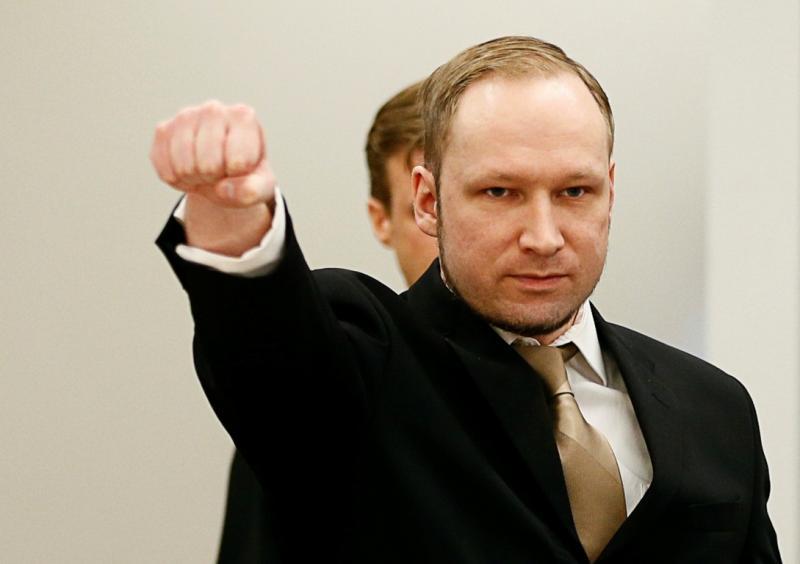 Julgamento de Anders Breivik (REUTERS)