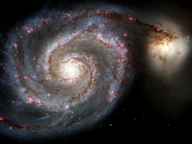 O Universo como nunca o viu (REUTERS)