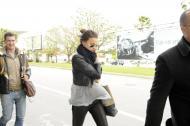 Irina Shayk já está em Portugal Fotos: Ricardo Santos/Lux