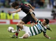 Sporting vs Atlético de Bilbao (LUSA)