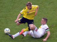 B. Dortmund vs. B. Moenchengladbach (EPA/BERND THISSEN)