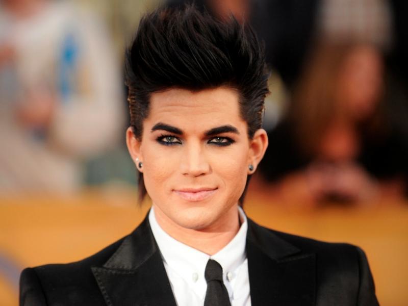 O cantor Adam Lambert (Reuters)