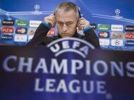 Mourinho antecipa meia-final da Champions