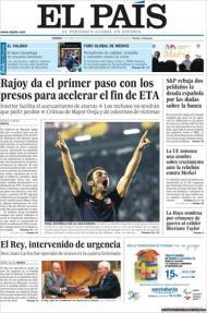 «El País»: o At. Madrid e o At. Bilbao disputam a final da Liga Europa