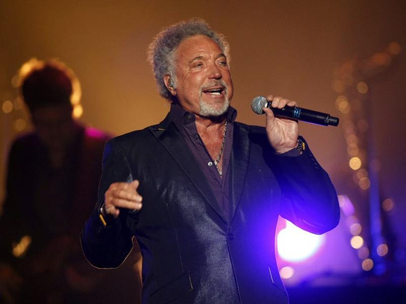 Tom Jones (Reuters)