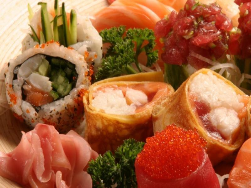 Estado Líquido Sushi restaurante
