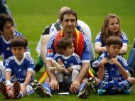 Raul Gonzalez despede-se do Schalke 04