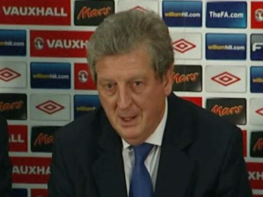 Inglaterra: Roy Hodgson pede o apoio de todos