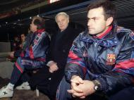 Mourinho, adjunto no Barça [Arquivo Maisfutebol]