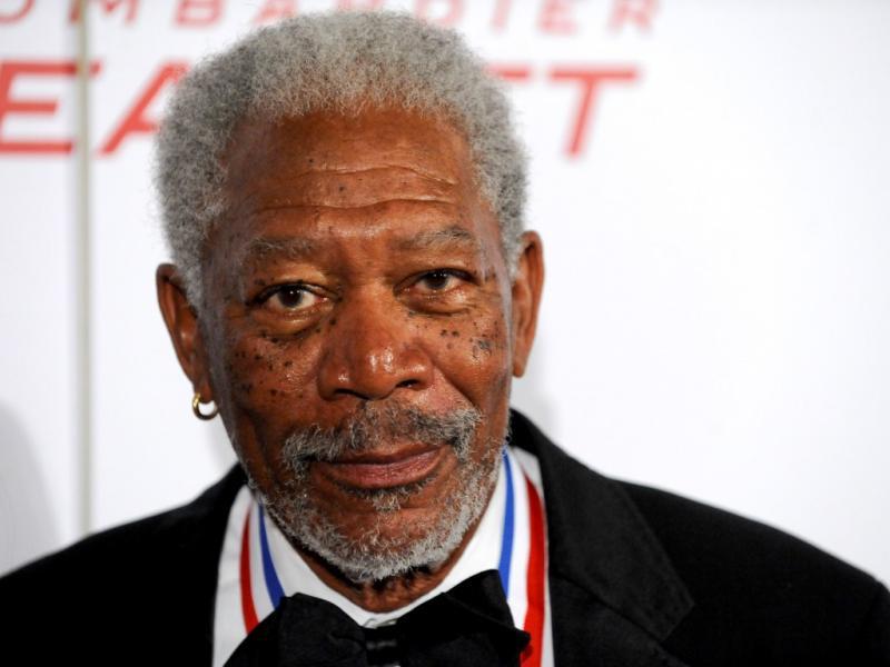 Morgan Freeman (Reuters)