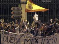 Real Madrid: festa de San Mamés à Cibeles