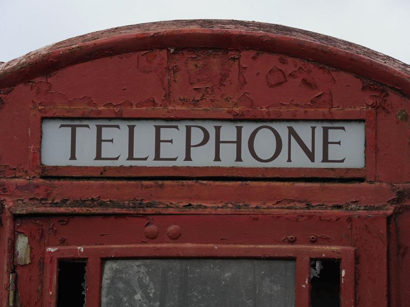 Cabines telefónicas ganham nova vida