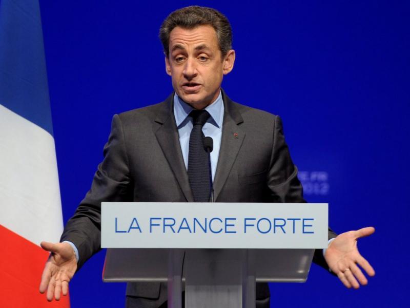 Sarkozy (EPA)