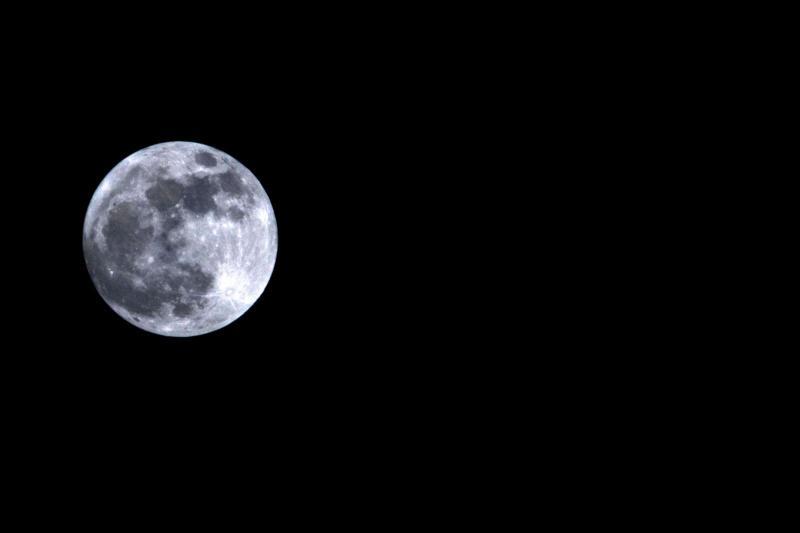 Super Lua em Itália (ANTÓNIO COTRIM/LUSA)