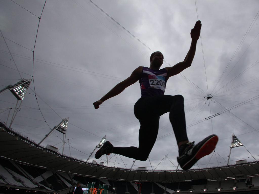 Inauguração do estádio olímpico Londres (EPA/GEOFF CADDICK)