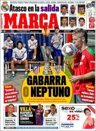 Marca: Bucareste já é espanhola