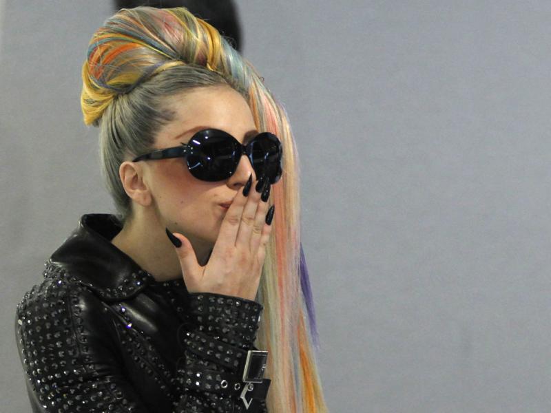 Lady Gaga em Tóquio