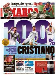 «Marca»: Ronaldo será o único merengue a jogar todas as partidas desta Liga