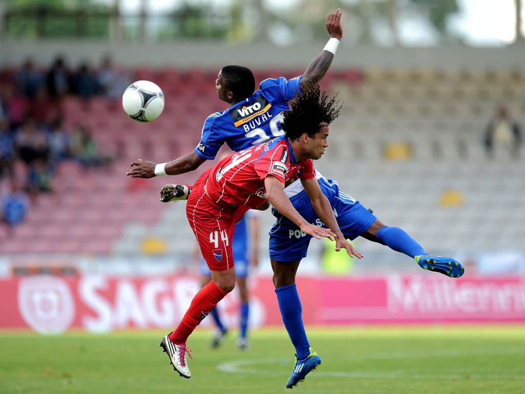 Gil Vicente vs Feirense (Hugo Delgado/LUSA)
