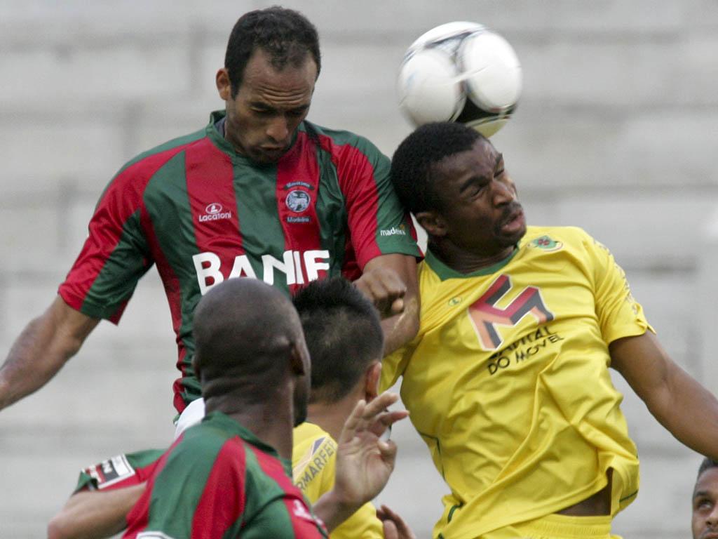 Marítimo vs P. Ferreira (Homem de Gouveia/LUSA)