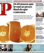 Público: «Académica foge à despromoção e apura-se para a Europa»
