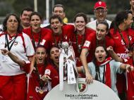 Final feminina da Taça de Portugal (Mário Cruz/Lusa)